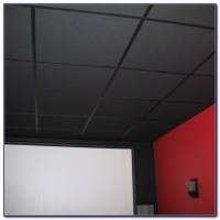 Soundproof Drop Ceiling Tiles - Ceiling : Home Design ...
