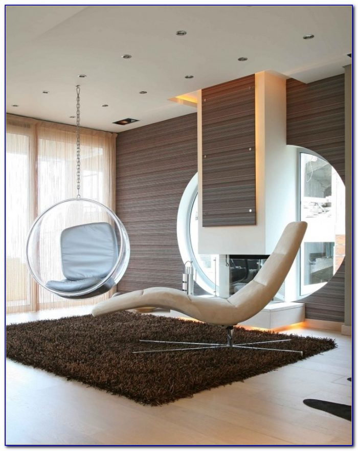 Bubble Chair That Hangs From The Ceiling