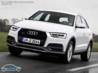 Audi Q3 Gletscherwei Metallic - Farben