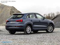 Audi Q3 Utopiablau Metallic - Farben
