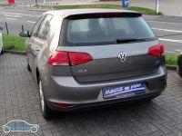 Foto VW Golf VII - Farbe: Limestone Grey Metallic - Bilder ...