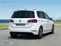 VW Golf VII Sportsvan Pure White Uni - Farben