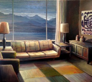 Marimekko, Room with a view - $1200 (SOLD)