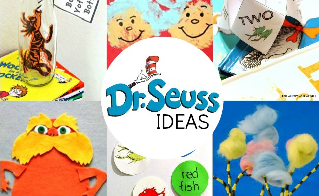 25+ Dr Seuss Ideas A Night Owl Blog