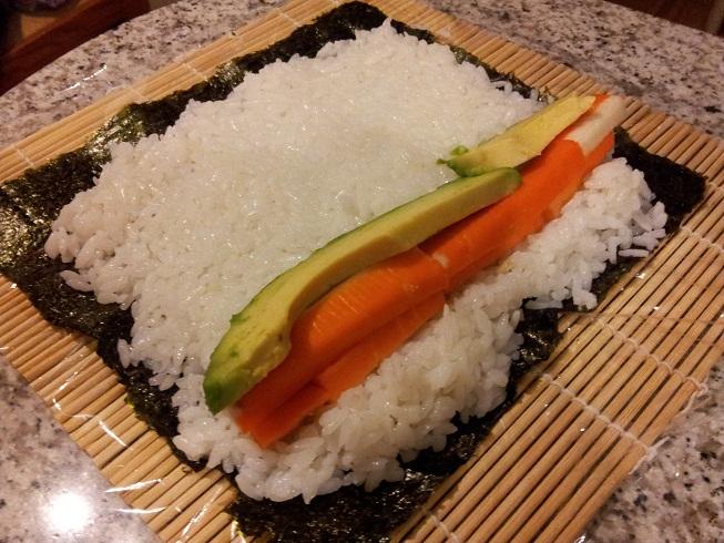 C mo hacer sushi en casa y quedar como un profesional for Como hacer arroz para sushi