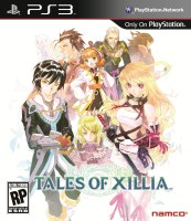 Tales of Xillia - Box art América