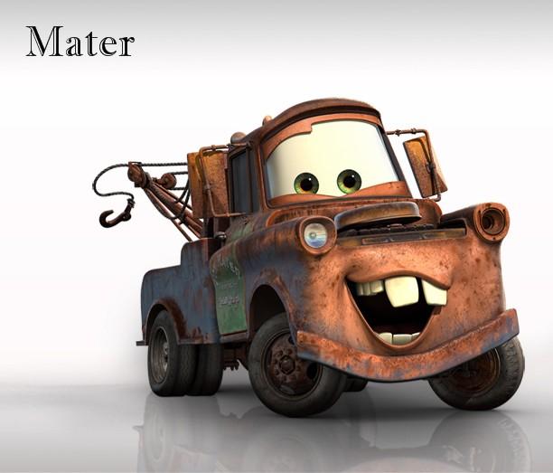 Mater Cars Wallpaper Cars Disney Bilder