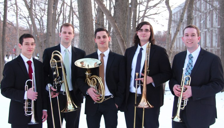 Animus Brass Quintet, chamber music, classical, american, new york, long island, stony brook university, port jefferson, new york city, brass, trumpet, trombone, horn, tuba, bass, gigs, concerts, special events, receptions, private concerts, Aspen Music Festival