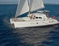 charter de veleros