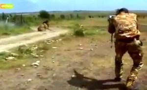 Mohawk shot. (From KTN Prime video.)