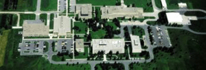 Aerial view of the U.S. Meat Animal Research Center (USDA photo)