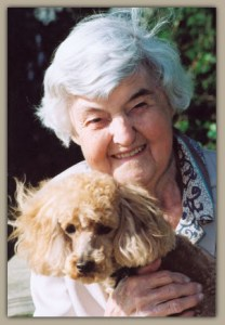 Anna Briggs, widow of Be Kind to Animals Rest Farm founder James P. Briggs and herself founder of the National Humane Education Society.