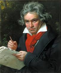 Not that Beethoven!