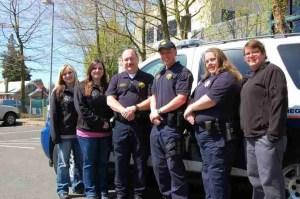 Oregon Humane Society law enforcement team. (OHS photo)