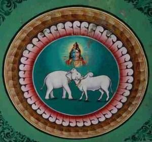 (From the Rameshwaram Temple in Rameshwaram, India.)