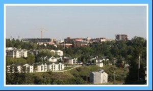 WSU Pullman campus. (Wikipedia photo)