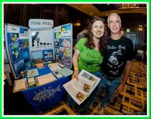 Mary Finelli & Howard Edelstein. (Beth Clifton photo)