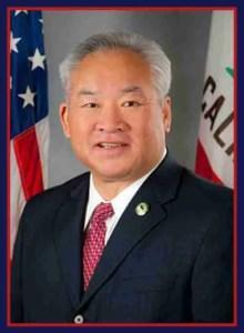 California Assembly member Paul Fong.
