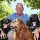 Longtime Denver Dumb Friends League president Robert Rhode. (DDFL photo)