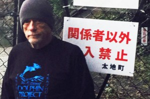 Ric O'Barry in Taiji