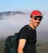 Michael Runge. (U.S. Geological Survey photo)