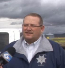 Oneida County,  Idaho Sheriff Jeff Semrad