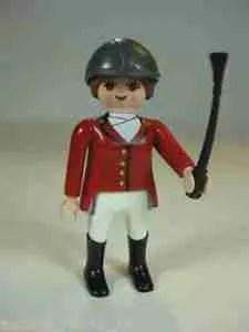 Toy Jockey with crop Ebay