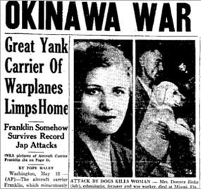 The 1945 killing of Doretta Zinke by pit bulls sparked efforts to pass the Miami-Dade pit bull ban.