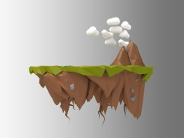 Low poly animated