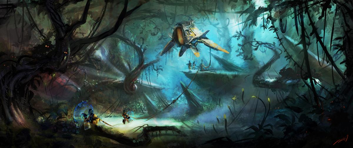 Gravity Falls Landscapes Wallpaper Regions Of Gathering Talagalar Clan