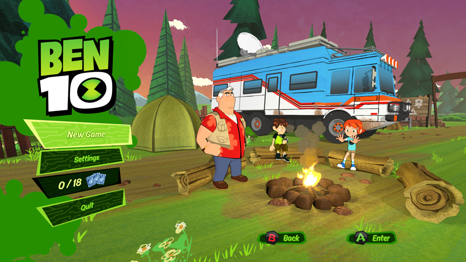 Fight Like A Girl Wallpaper Galaxy S8 Ben 10 From Cn Ad Outright Games Launches