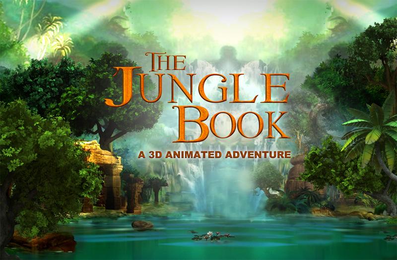 3d Max Wallpaper Dq Plants New 45 Mil Jungle Book Movie