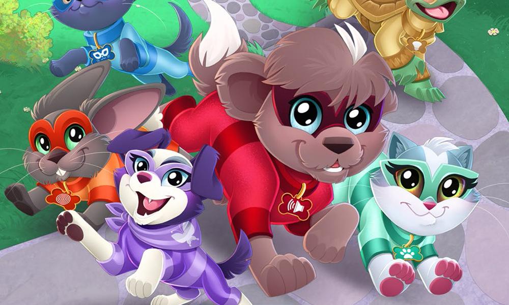 41E Powers Up New Kids\u0027 \u0027Superhero\u0027 Franchise Animation Magazine