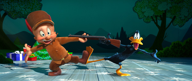 Dark Knight Falls Wallpaper New Daffy Short To Debut With Journey 2