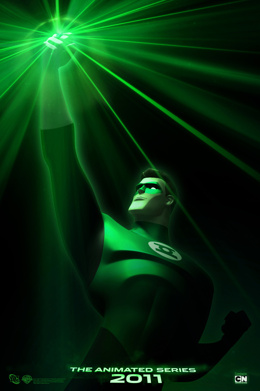 Animated Dragon Wallpaper Green Lantern Lands On Cartoon Network