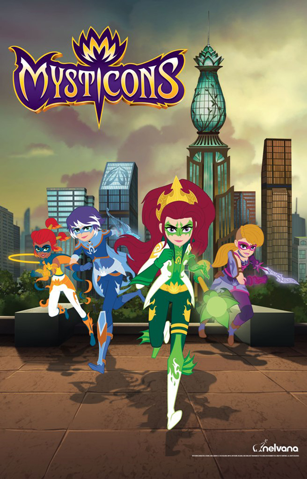 Power Pop Girl Wallpaper Nelvana Shows Off New Look New Shows At Mip