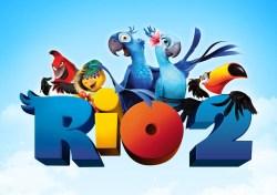 Chenoweth and Mars Flock to 'Rio 2'