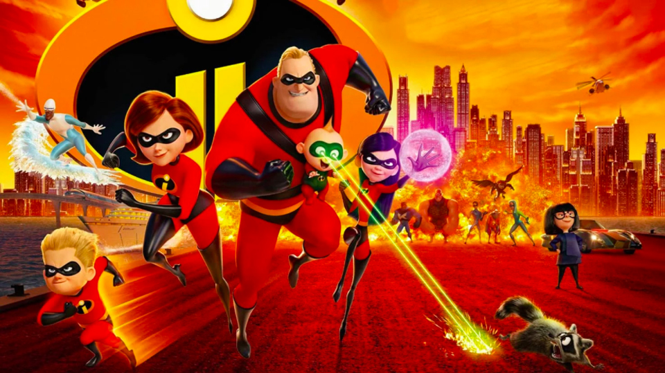 Wall Street Bull Wallpaper Hd Incredibles 2 Expected To Smash B O Records This Weekend