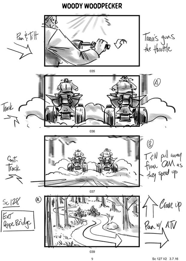 Magazine Storyboards - gauheo