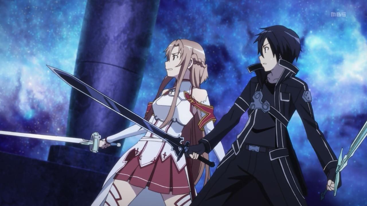 Girl Boss Wallpaper Hd Sword Art Online 12 Anime Evo