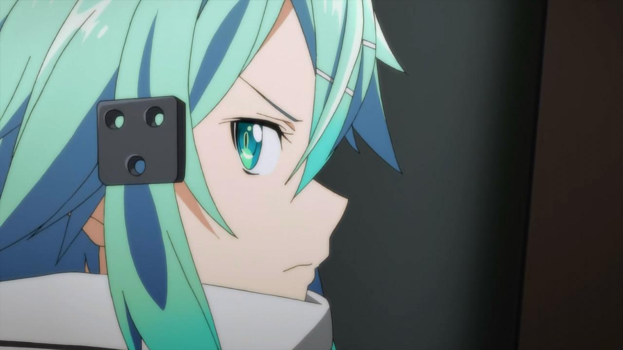 Hd Girl Gun Wallpapers 1080p Sword Art Online Ii 08 Anime Evo