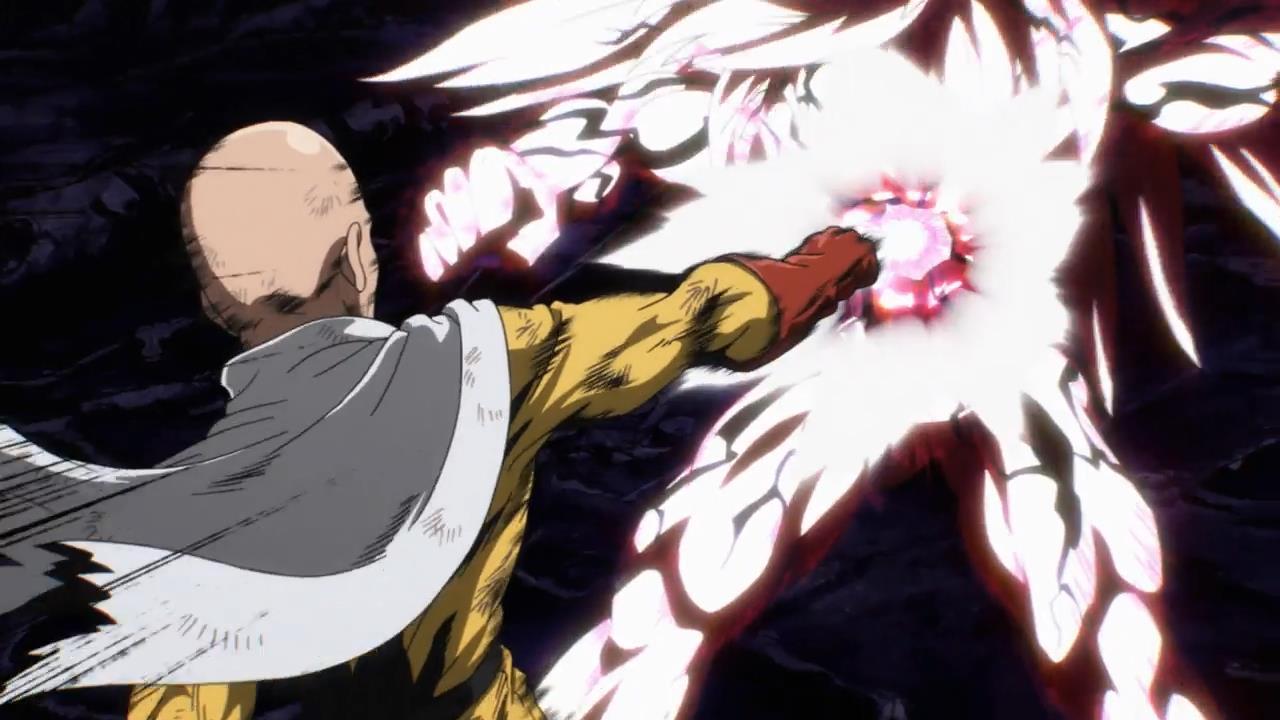 Girl Very Sad Wallpaper One Punch Man 12 Final Anime Evo