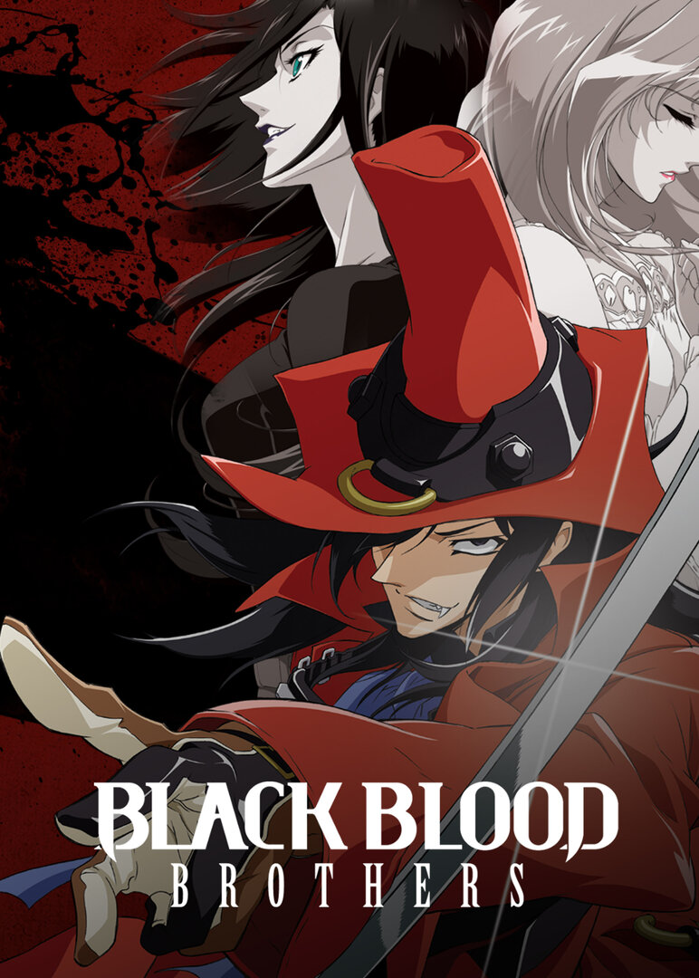Fall Wallpaper For Laptop Black Blood Brothers Anime Planet