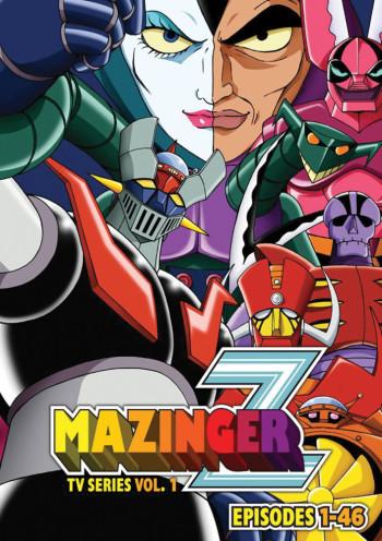 Voltes V Wallpaper Hd Mazinger Z Anime Planet