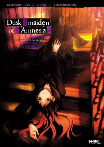 Girl And Boy Together Wallpaper Tasogare Otome X Amnesia Anime Planet