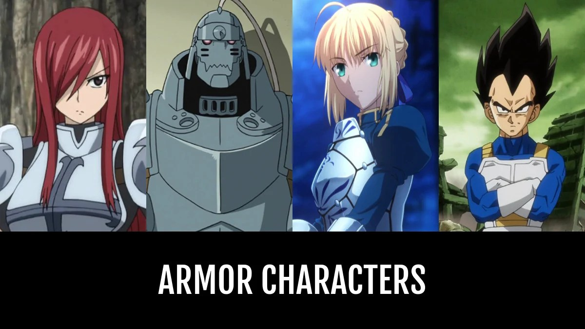 Crying Girl Face Wallpaper Best Armor Characters Anime Planet