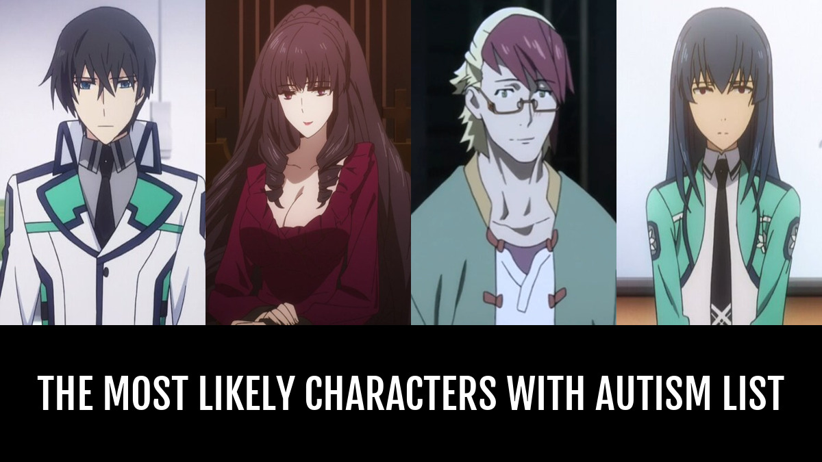people who have autism