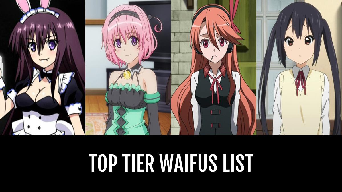Lollipop Wallpaper Cute Top Tier Waifus By Hydricsan Anime Planet