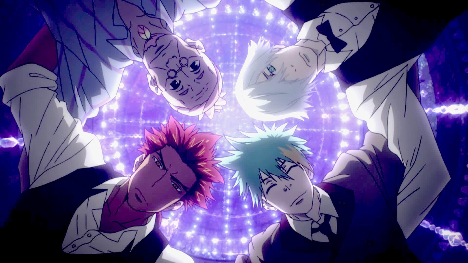 Girls Und Panzer Hd Wallpaper Death Parade Anime Animeclick It
