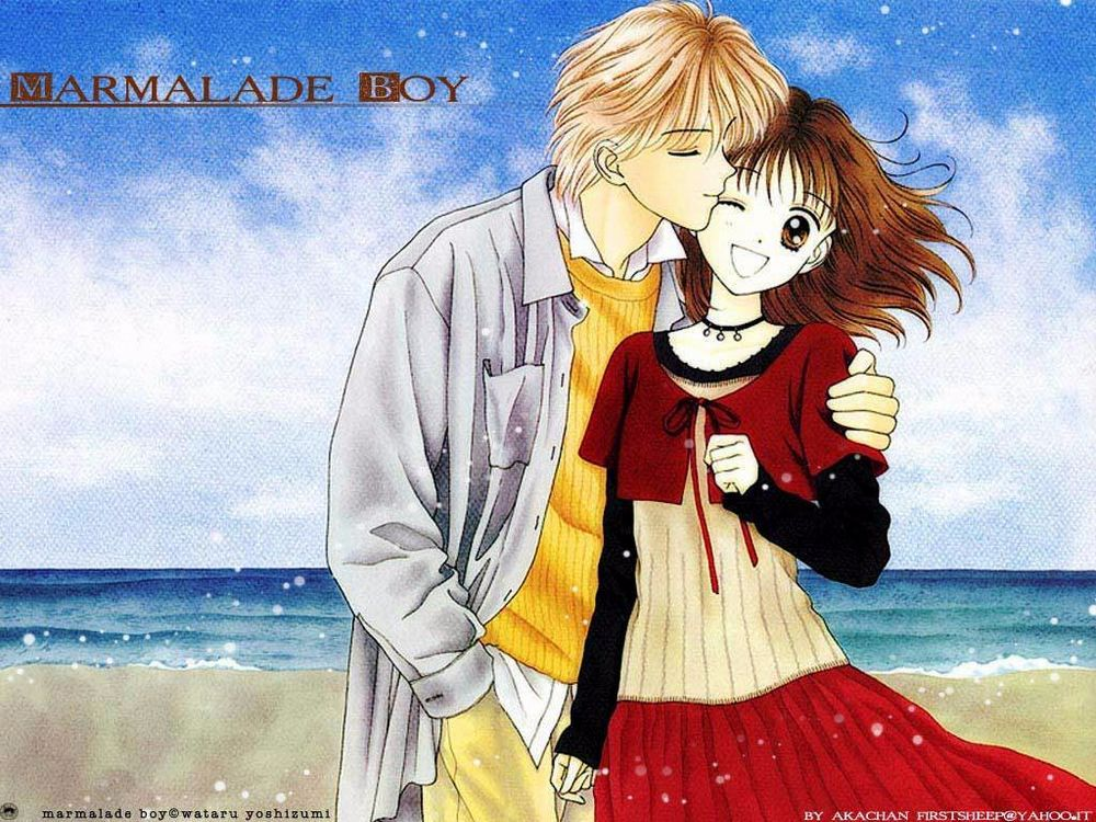 Handsome Boy Wallpaper Hd Film Live Action In Arrivo Per Marmalade Boy Animeclick